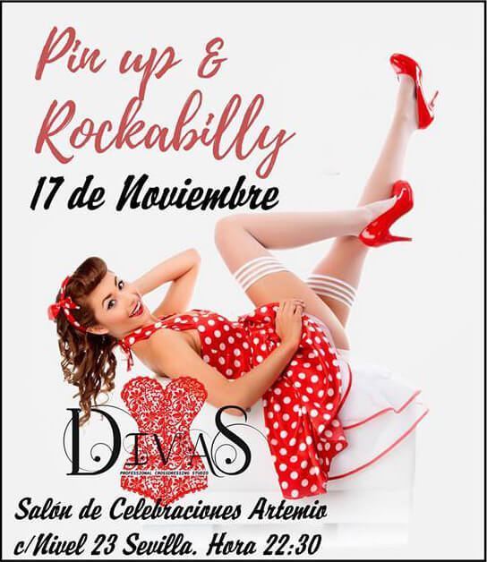 evento Divas PIN UP & ROCKABILLY